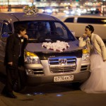 такси на свадьбу